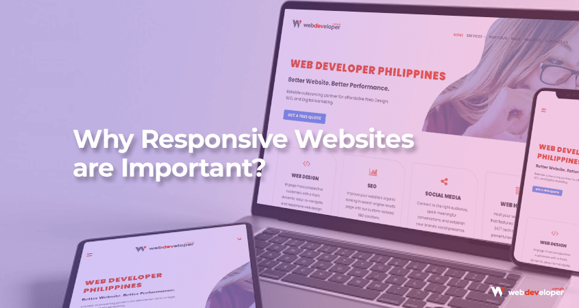 why responsive websites are important